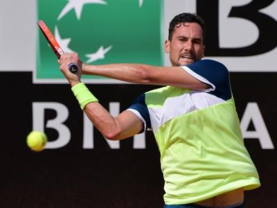Roland Garros 2020: Gianluca Mager cede in quattro set al serbo Dusan Lajovic