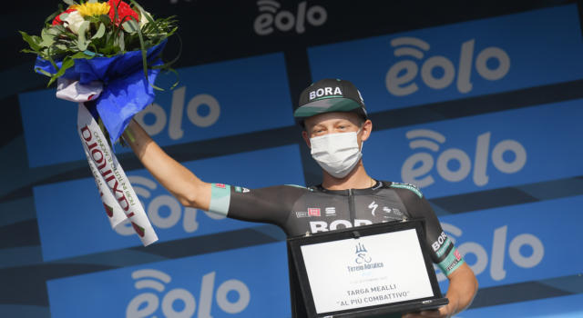 Giro d'Italia 2020: la prima partecipazione di Matteo Fabbro. Al servizio di Majka e con la voglia di mettersi alla prova in salita
