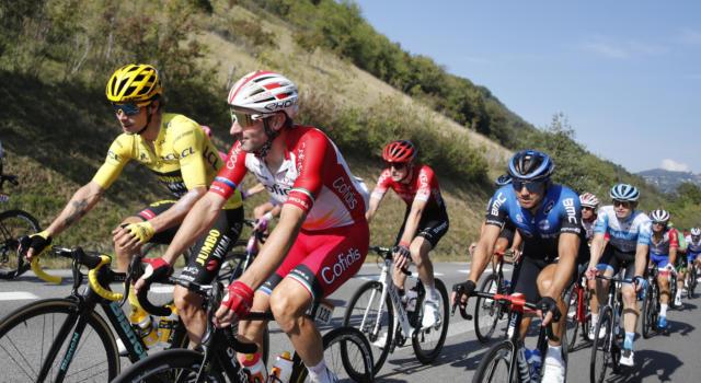 Giro d'Italia 2020: Elia Viviani conferma la sua presenza