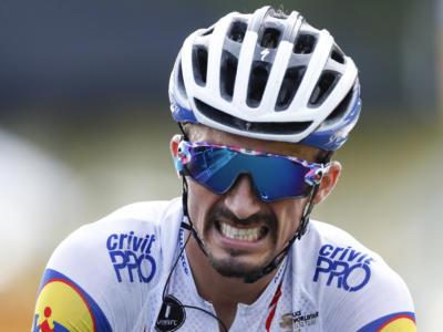 """Giro delle Fiandre 2020, Patrick Lefevere: """"Alaphilippe il migliore, avrebbe vinto. Il motociclista deve essere squalificato"""""""