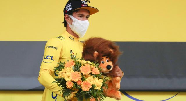 Classifica Tour de France 2020, diciannovesima tappa: top ten invariata. Roglic ad un passo da Parigi, Pogacar lo sfida a cronometro