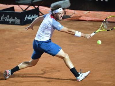 Internazionali d'Italia 2020: Marco Cecchinato si inchina a Filip Krajinovic in due set