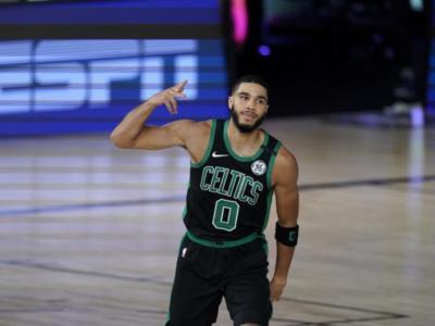 NBA, Playoff 2020: i Boston Celtics non mollano con un grande Tatum e vincono gara3 contro i Miami Heat