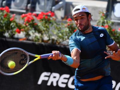 """LIVE Berrettini-Travaglia 7-6 7-6, Masters1000 Roma DIRETTA: romano ai quarti. """"Mi aspettavo una battaglia"""""""