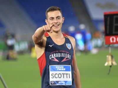 """Atletica, Edoardo Scotti sotto i 21"""" sui 200 metri. Kaddari, Zanon e Musci in spolvero ai Campionati Juniores"""