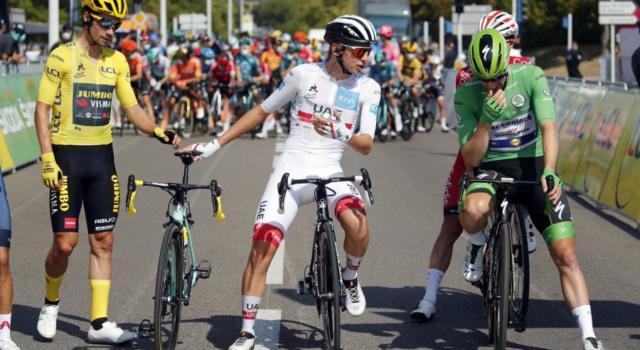 Tour de France 2020, tutte le classifiche e le maglie dopo la ventesima tappa: Tadej Pogacar primeggia in tre graduatorie