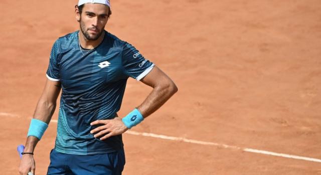 Berrettini-Harris oggi, Roland Garros 2020: orario, tv, programma, streaming