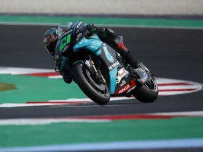 MotoGP, GP Valencia 2020: risultati e classifica warm-up. Morbidelli ancora sugli scudi, bene Dovizioso. Valentino Rossi è 15°