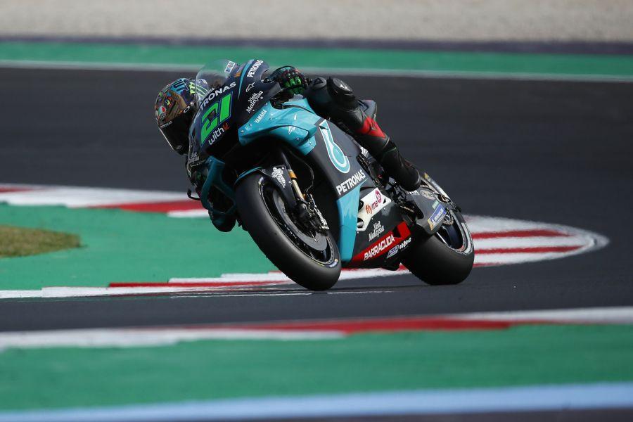LIVE MotoGP, Test Losail day 2 in DIRETTA: Fabio Quartararo vola in vetta! Morbidelli 4°, Valentino Rossi 20° non pensa al time attack