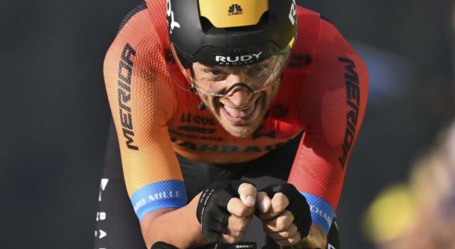 Ciclismo, Mondiali 2020: Damiano Caruso il migliore italiano al traguardo. Il siciliano è decimo dopo la top-10 al Tour de France