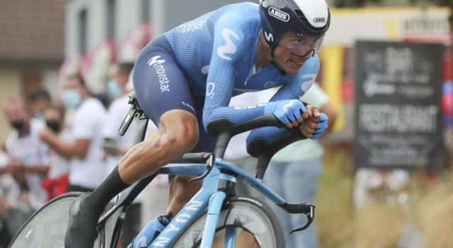 """Tour de France 2020, Enric Mas: """"La Jumbo-Visma ha tirato anche quando non serviva"""""""