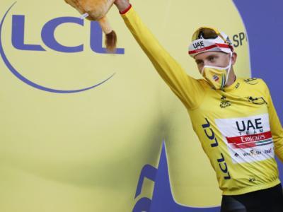"""Tour de France 2021: la UAE Emirates ufficializza la rosa, Tadej Pogacar supportato da Davide Formolo. """"Difendiamo il titolo"""""""