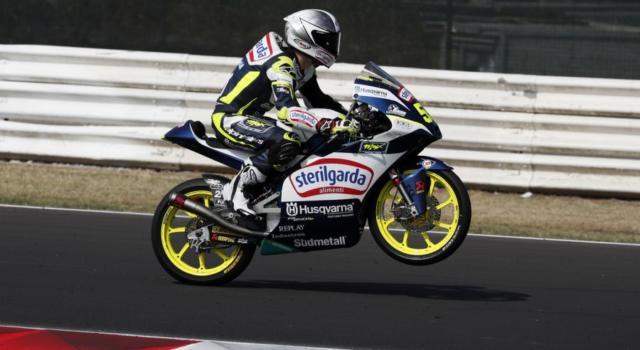 Moto3, GP Catalogna 2021: Gabriel Rodrigo primeggia in FP2, Romano Fenati 3°. Acosta fatica