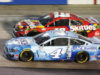 NASCAR: Kevin Harvick premiato come pilota del 2020