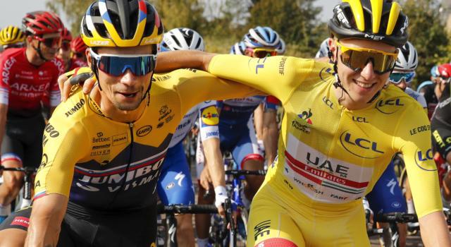 Ciclismo, Mondiali 2020: il borsino dei favoriti. Van Aert in pole position, la coppia Pogacar-Roglic fa paura