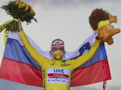 Ciclismo, il pagellone del 2020: Pogacar, Van Aert ed Alaphilippe i migliori. Ganna è la stella dell'Italia