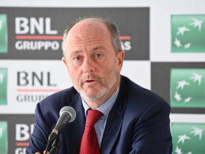 """Internazionali d'Italia 2020, Angelo Binaghi: """"Stiamo studiando l'upgrade del torneo. Col nuovo format non so se resterà a Roma"""""""