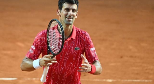 Roland Garros 2020: nessun problema per Djokovic, Rublev e Tsitsipas. Ai quarti anche Kenin