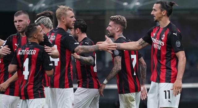 Calcio, Serie A 2020-2021: Milan-Bologna 2-0, dominante Ibrahimovic