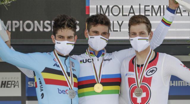 Quanti soldi ha guadagnato Filippo Ganna vincendo i Mondiali a cronometro? Assegno irrisorio per l'impresa