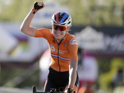 VIDEO Mondiali ciclismo 2020, highlights: van der Breggen in trionfo, Elisa Longo Borghini di bronzo