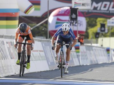 Ciclismo, Elisa Longo Borghini festeggia un bel bronzo: sul podio dopo 8 anni. Le olandesi erano imbattibili