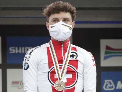 """Mondiali ciclismo Imola 2020, Marc Hirschi: """"Non abbiamo commesso alcun errore, ma Alaphilippe è stato più forte"""""""