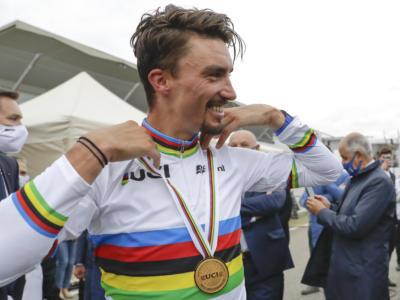 Omloop Het Nieuwsblad 2021, i favoriti: Julian Alaphilippe parte in pole position. Attenzione a Soren Kragh Andersen