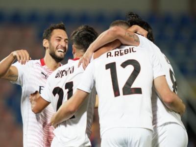 Calcio, Serie A 2020: il Milan batte 2-0 il Crotone in trasferta e resta a punteggio pieno dopo due giornate