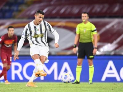 Calcio, Serie A 2020: pareggio spettacolare all'Olimpico tra Roma e Juventus nel big match della seconda giornata