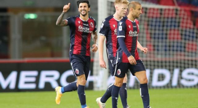 Calcio, Serie A 2020-2021, 2a giornata: Bologna a valanga sul Parma, 4-1 nel derby emiliano