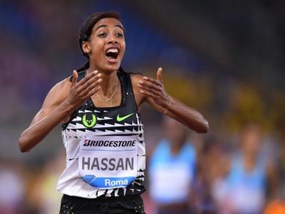 Atletica, Mo Farah e Sifan Hassan da record del mondo sull'ora. Duplantis fallisce 6.15, vince Desalu