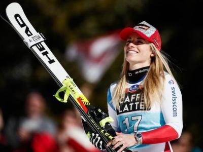 Sci alpino: Lara Gut tre volte negativa al tampone.  A Sölden ci sarà. E Holdener…