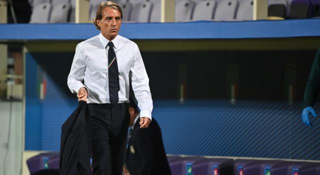 Calcio, i convocati dell'Italia per Estonia, Polonia e Bosnia. Novità Calabria e Pessina per Mancini