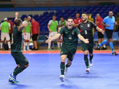 Calcio a 5, i convocati dell'Italia ai raggi X per Montenegro e Finlandia. 8 oriundi brasiliani, Arlan Pablo Viera e Merlim le stelle