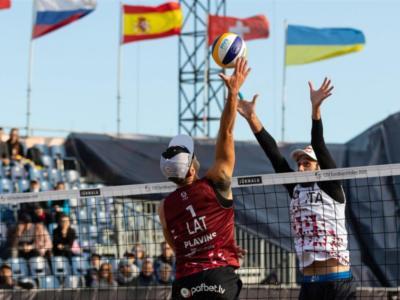 """Beach volley, Paolo Nicolai: """"Sono certo che le Olimpiadi si faranno. Non è stato difficile accettare il rinvio"""""""