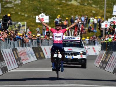 Giro d'Italia U23 2020: Pidcock stacca tutti sul Montespluga e mette un'ipoteca sulla Corsa Rosa