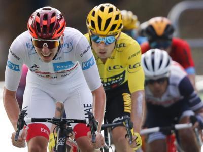 Tour de France 2020: Tadej Pogacar eccellente. Ma Roglic, seppur di poco, resta superiore