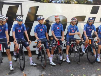 """LIVE Ciclismo, Mondiali 2020 in DIRETTA: l'Italia ci ha provato. Cassani: """"Non rimprovero nulla"""". Le pagelle degli azzurri"""