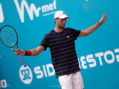Tennis, ATP Nur-Sultan 2020: Andrea Seppi viene rimontato e sconfitto dall'americano McDonald