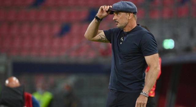 Calcio, Sinisa Mihajlovic è guarito dal Covid-19: il tampone del tecnico del Bologna è risultato negativo