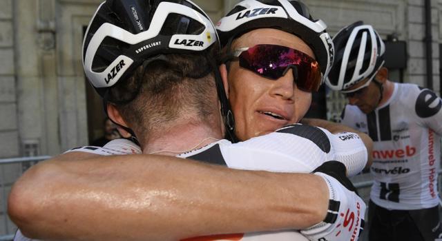 """Tour de France 2020, Soren Kragh Andersen: """"Una vittoria che ricorderò per tutta la vita"""""""