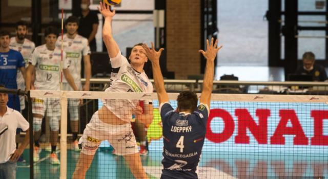 Volley, SuperLega: Padova espugna Verona e risale la classifica, Toncek Stern da 31 punti