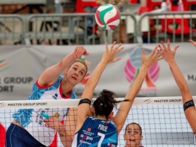 Volley femminile, Champions League turno preliminare. Scandicci con le campionesse serbe per l'accesso ai gironi