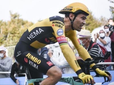 """Ciclismo, Tom Dumoulin: """"Ad inizio anno ho pensato al ritiro, ora dopo un buon Tour voglio i Mondiali di Imola"""""""
