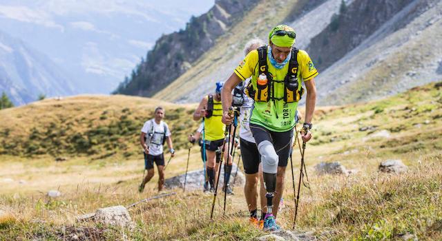 """Sport paralimpici. Concluso con successo il """"Tor in gamba"""", la staffetta sulle Valli Valdostane per persone amputate"""