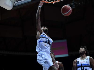LIVE Virtus Roma-Fortitudo Bologna 81-76, Serie A basket in DIRETTA: Hunt e Robinson fanno volare Roma che vince