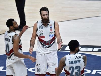 Bayern Monaco-Olimpia Milano: programma, orari, tv, streaming Eurolega basket 2020-2021