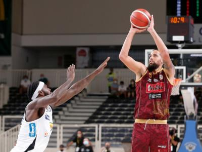 Basket, Eurocup 2020-2021: fissate le date dei recuperi della Reyer Venezia contro Bourg