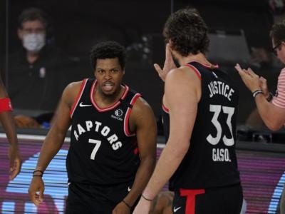 Basket NBA: Toronto momentaneamente verso il Kentucky, causa Covid-19?